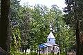 Romashkivka Kivertsivskyi Volynska-Memorial oakery nature monument-church.jpg