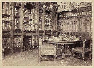 Neo-Grec - Image: Roosevelt Diningroom