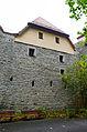 Rothenburg ob der Tauber, Stadtbefestigung, Burggasse 25, Stadtmauer-20121012-001.jpg