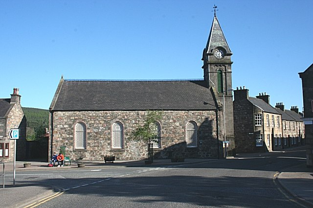 Rothes Parish Kirk - geograph.org.uk - 1301453