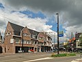 Rotterdam-Hillegersberg, straatzicht Bergse Dorpsstraat foto7 2012-05-13 13.37.JPG