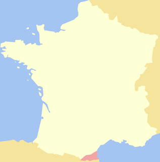 Roussillon Historical province in Pyrénées-Orientales, France
