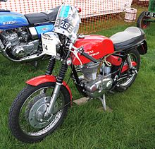 Royal Enfield Continental GT 250cc 1966