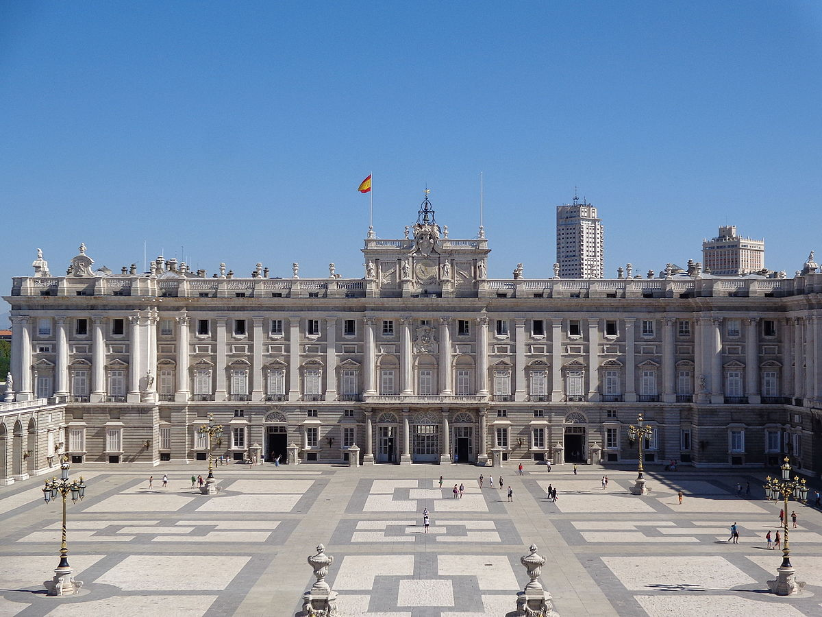 Palacio Real de Madrid – Wikipedia