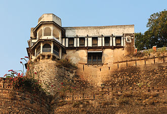 Ahilyabai Holkar - The Royal Palace of Maheshwar
