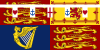 Royal Standard of Princess Alexandra, The Honourable Lady Ogilvy.svg