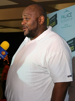 English: Ruben Studdard singer in 2011