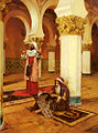 Rudolf Ernst Evening Prayer.jpg