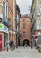 Rue Princesse in Montauban 02.jpg