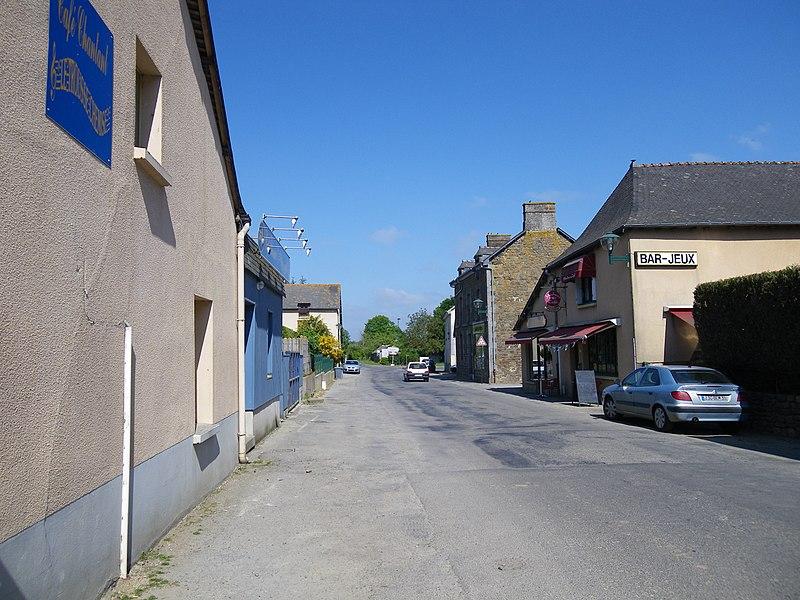 Rue de langan