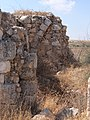 Ruin of old house on hill to the west of Beit Zikrin.jpg