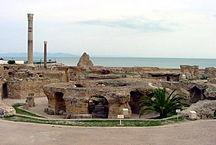 Tunisia-Città principali-Ruines de Carthage