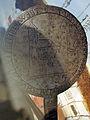 Rundes Waffeleisen von 1618 mit Schloss und Wappen Rapperswil - Stadtmuseum Rapperswil 2013-02-02 16-34-35 (P7700).JPG