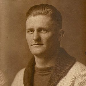 Rupert Smith (American football) - Rupe circa 1916