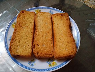 Rusk - Rusks from India.