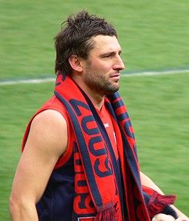 Russell Robertson Australian rules footballer, born 1978