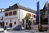 Rust (Burgenland) - evangelisches Pfarramt, Conradplatz 4 (02).jpg