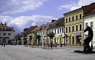Konin - Market Square