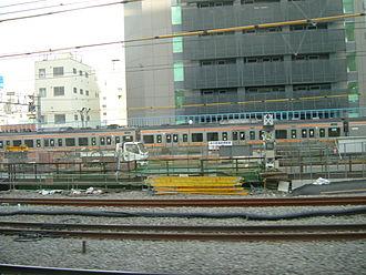 Ueno–Tokyo Line - Image: Ryuuchi