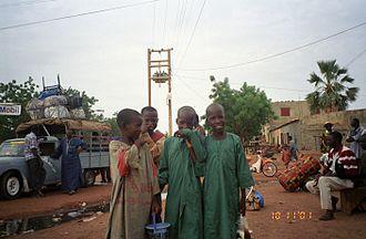 Sévaré - Children of Sévaré