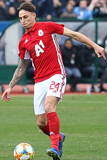 Stefano Beltrame Italian professional footballer