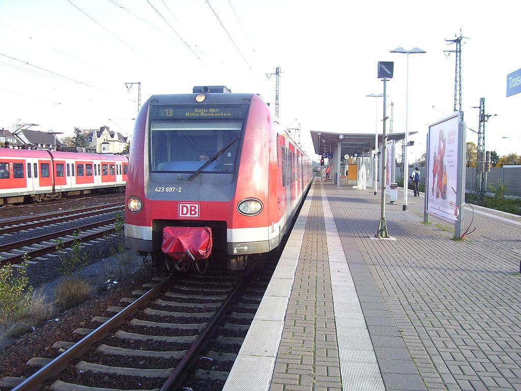 Single troisdorf