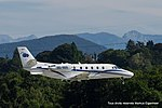 S5-BDG Cessna 560XL Citation Excrl C56X - Linxair (21229282952).jpg