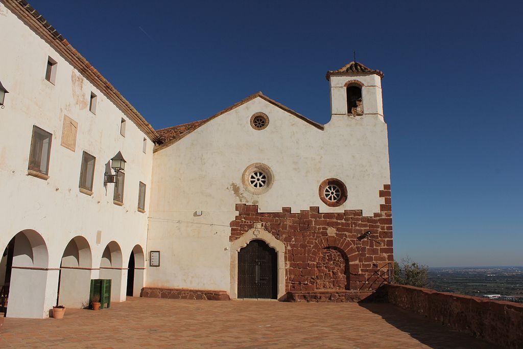 Santuari de la Mare de Déu de la Roca (Mont-roig del Camp), chiesa