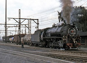 South African Class S1 0-8-0
