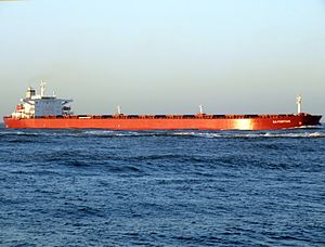 SA Fortius - IMO 9221217 - Callsign C6RT5 - approaching Port of Rotterdam, Holland 29-Nov-2006 photo-4.jpg