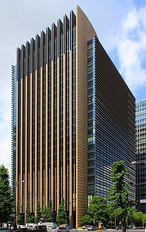 Sumitomo Mitsui Banking Corporation - Image: SMBC Head Office Building