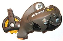 SRAM 3.0 rear derailleur