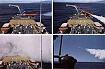 SSM-N-8 Regulus cruise missile launch from USS Los Angeles (CA-135), circa in 1959.jpg