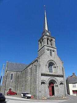 Sacé (53) Église Saint-Hippolyte 01.jpg
