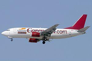 Safiran Airlines - Safiran Airlines Boeing 737-300