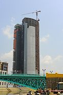 Saigon One Tower March 2012