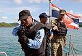 Sailors conduct VBSS training. (9017064361).jpg