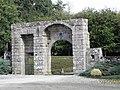 Saint-Hilaire-des-Landes (35) Château de la Haye-Saint-Hilaire - Portail 01.jpg