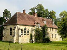 St-Jean-aux-Bois et les amants de St-Jean  220px-Saint-Jean-aux-Bois_%2860%29%2C_poste_forestier_de_Sainte-Perrine_1