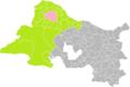 Saint-Rémy-de-Provence (Bouches-du-Rhône) dans son Arrondissement.png