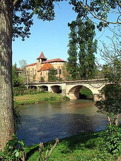 Arros (river) river in France