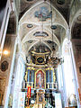 Saint Andrew church in Łęczyca - Interior - 05.jpg