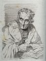Saint Bernard. Etching by G.H., 1813. Wellcome V0031716.jpg