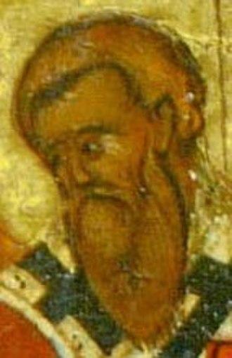 May 19 (Eastern Orthodox liturgics) - Image: Saint Pudens