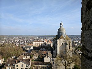 Provins - The Saint Quiriace Collegiate Church
