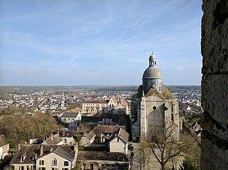 Provins - The Saint Quiriace Collegiate Church