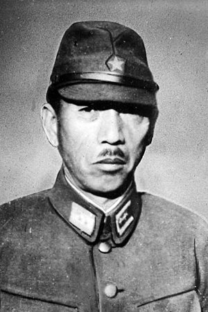 Battle of Saipan - Lt. General Yoshitsugu Saitō, commander of the Imperial forces