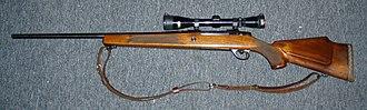 SAKO - Sako Rifle in .25-06