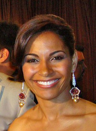 Salli Richardson - Richardson in 2008