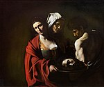 Salomé con la cabeza del Bautista (Caravaggio).jpg